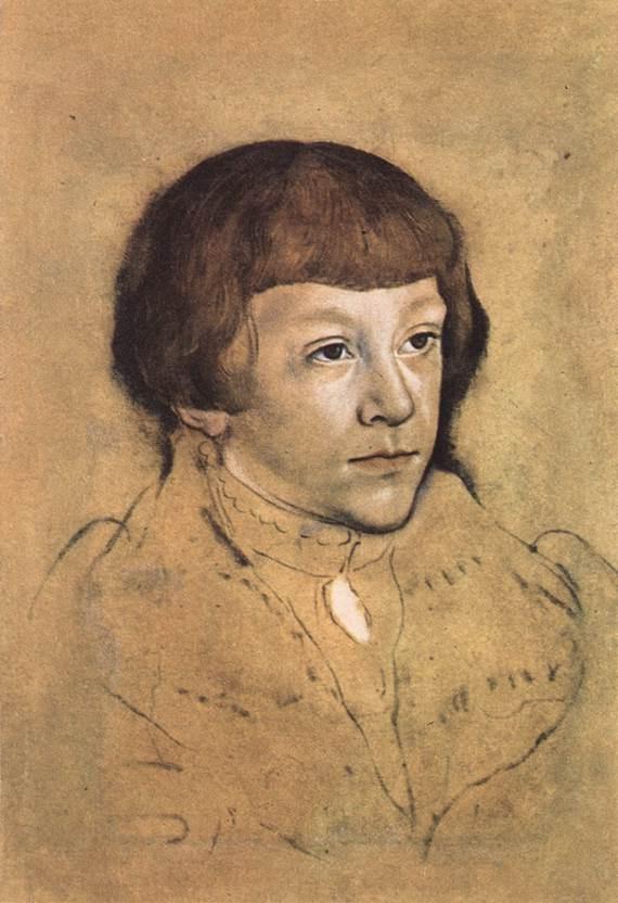 Лукас Кранах Старший. Портрет принца саксонского