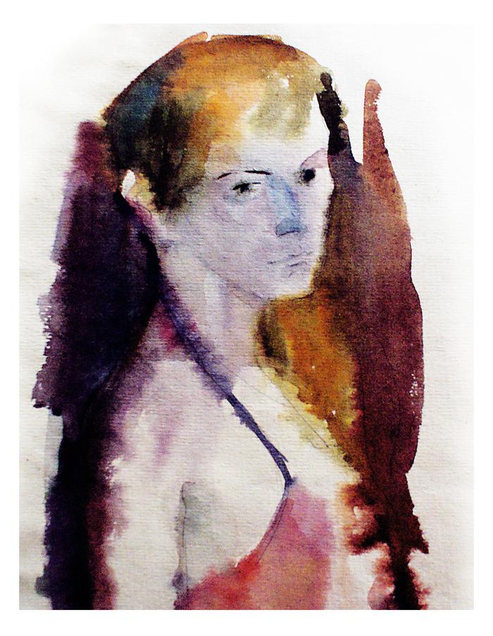 Anna Kagadeeva. Untitled