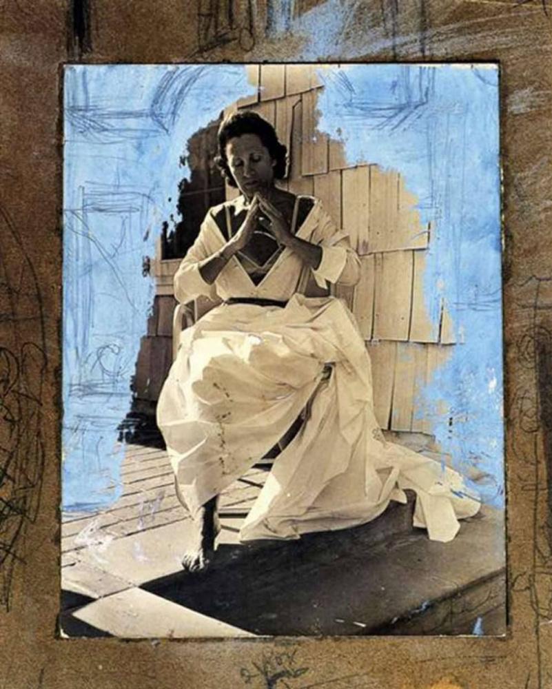 Salvador Dali. 'The Madonna of Port Lligat'