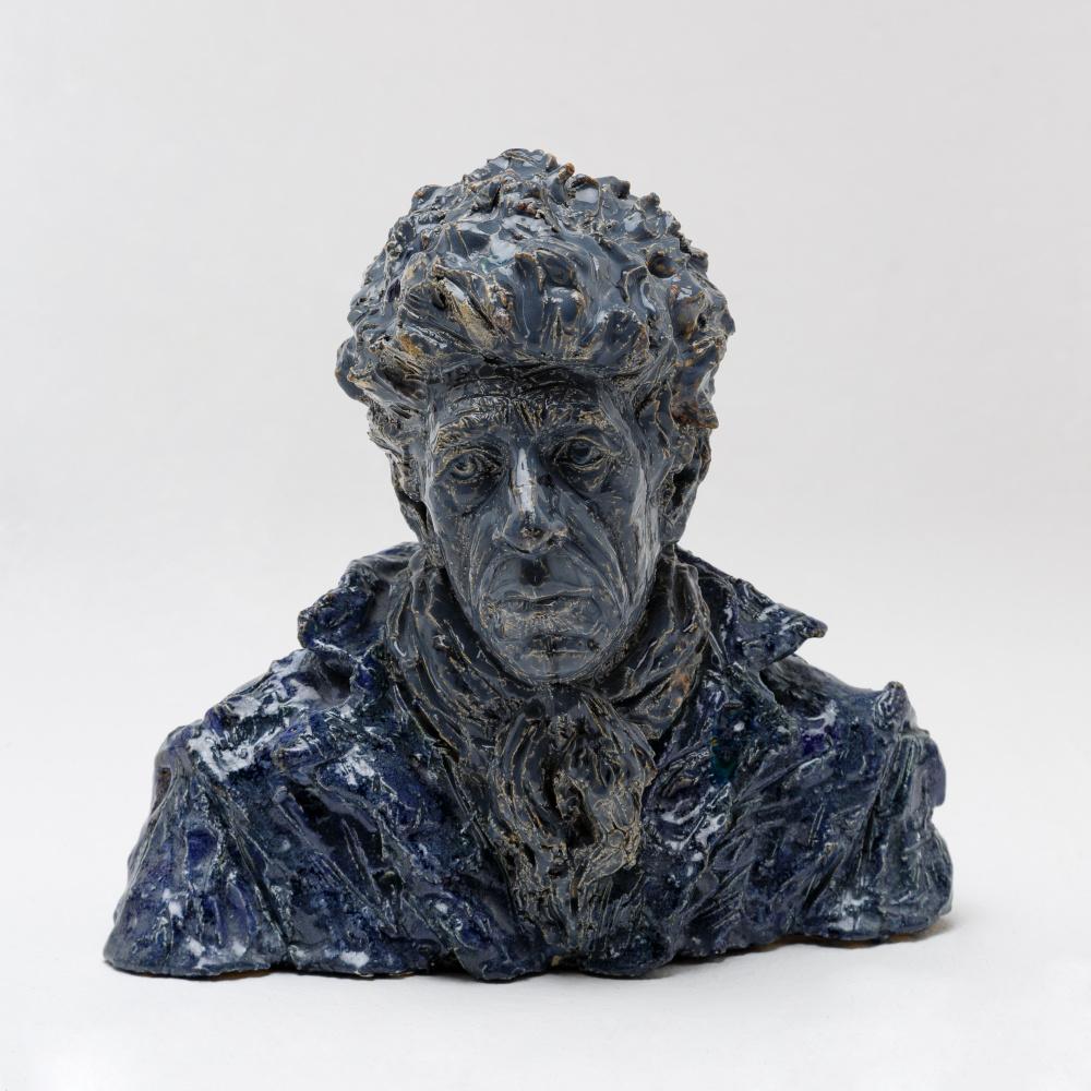 Роман Юрьевич Твердохлебов. Portrait of Alberto Giacometti