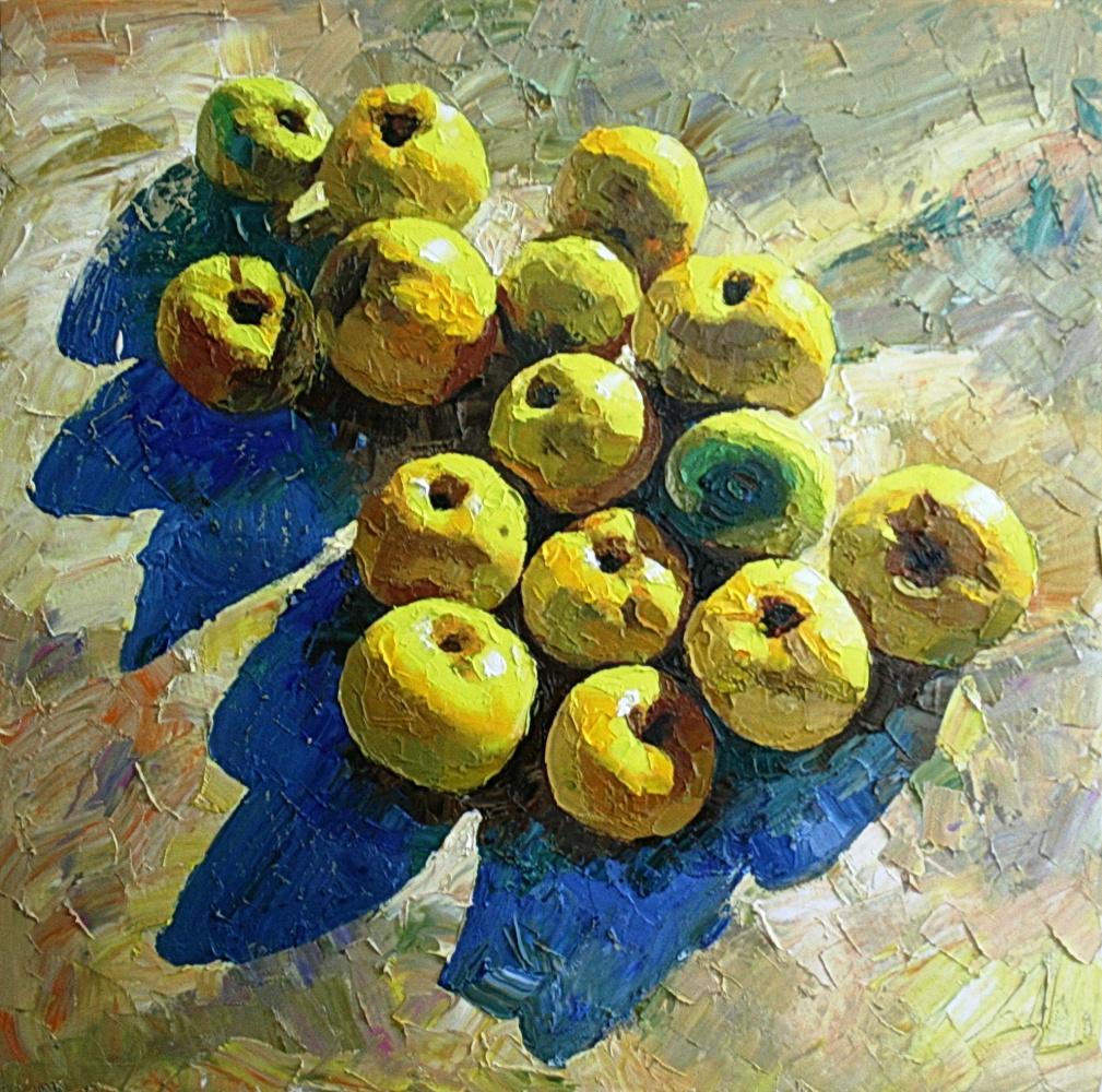 Михаил Рудник. Last apples