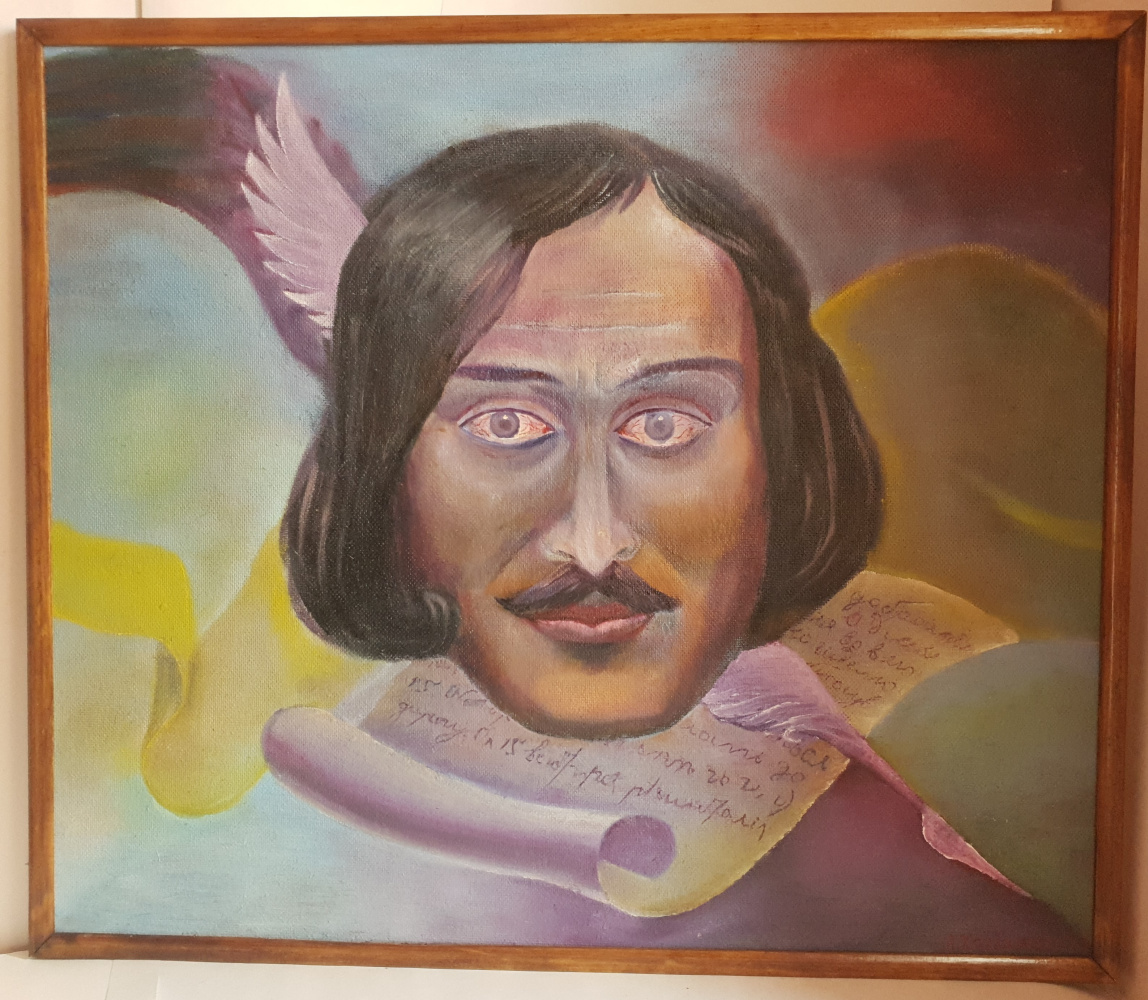 Alik Khazgaleev. Gogol