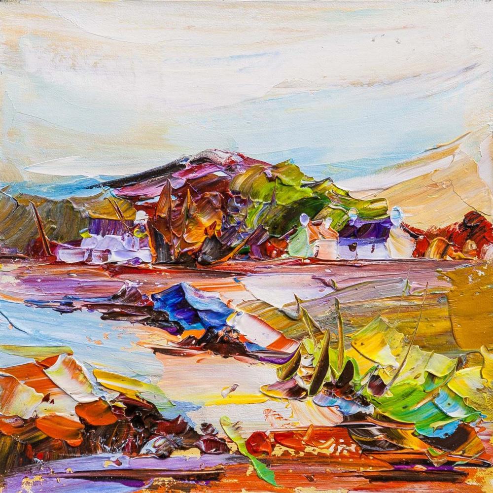 Jose Rodriguez. Dreams of the Mediterranean