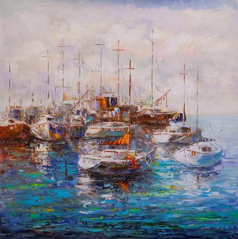 (no name). Boats at berth N5