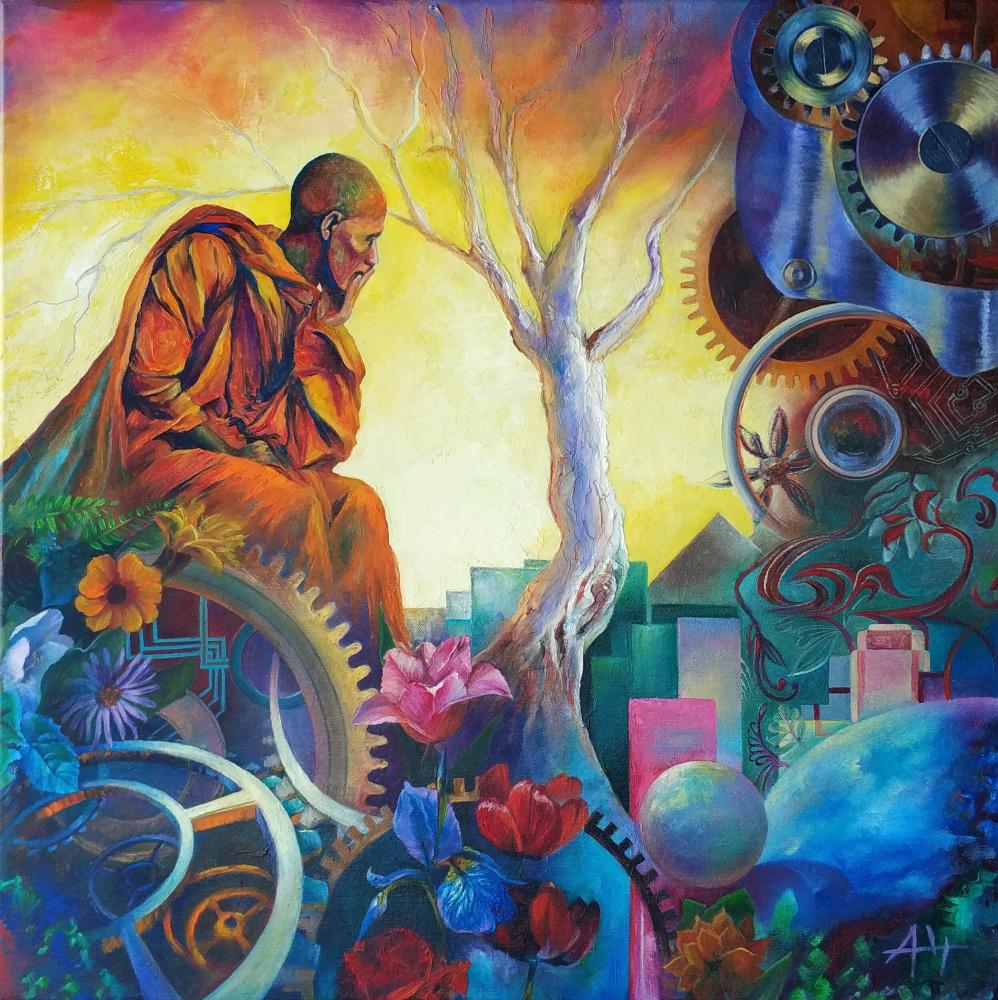 Alexey Chernov. The illusion of time
