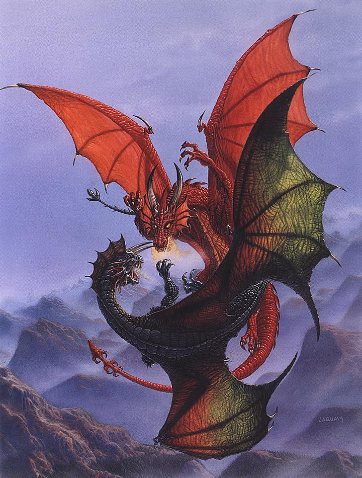 Sex Jackwest. Dragon