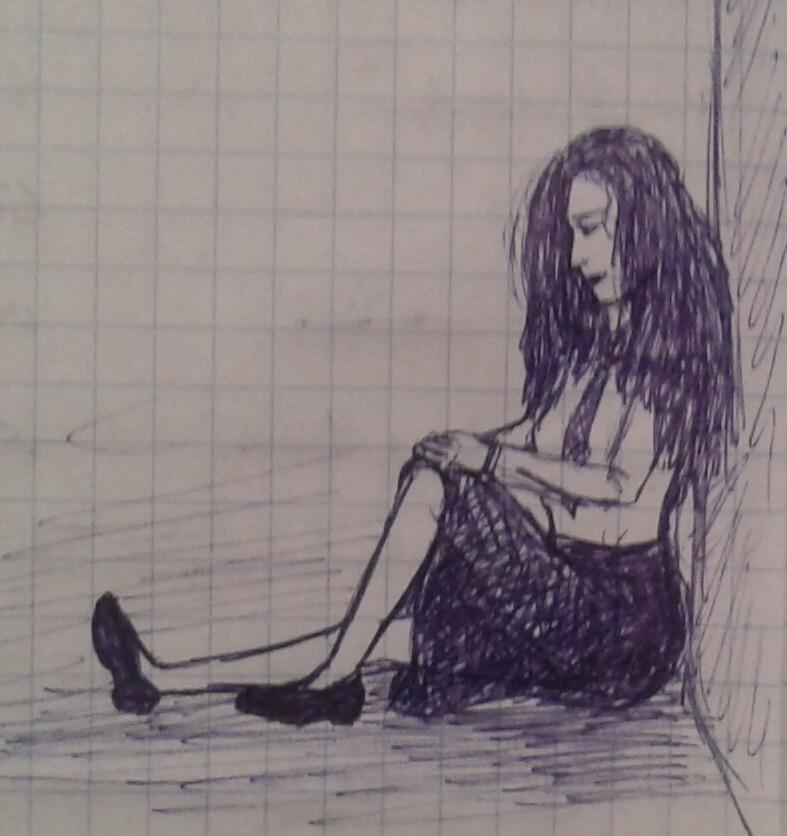 Зина Владимировна Парижева. Одиночество