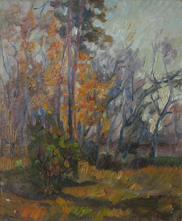 Alexander Ivanovich Chistov. Untitled