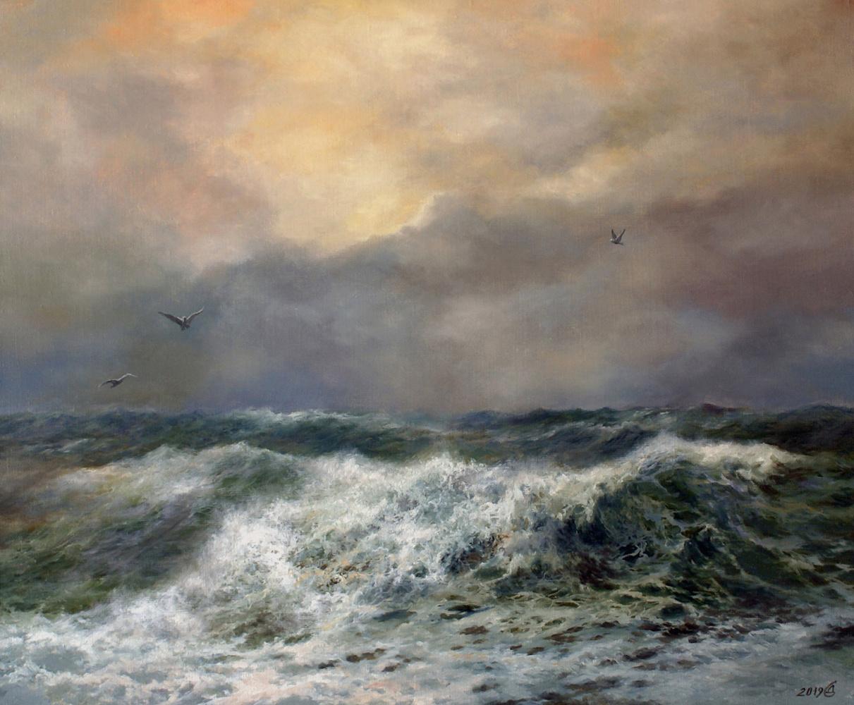 Сергей Владимирович Дорофеев. Storm