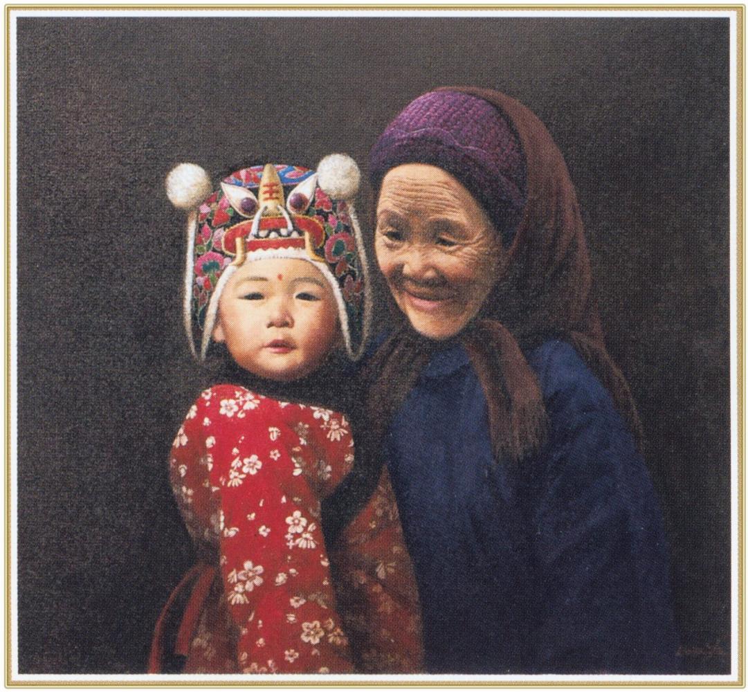 Донгмин Лай. Бабушкино сокровище