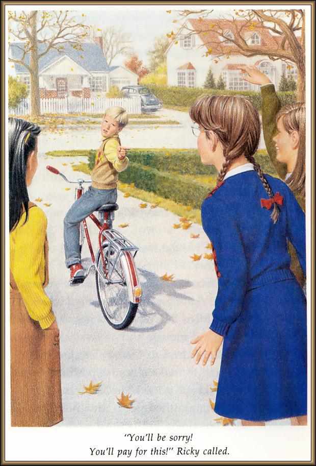 Ник Баскет. Американская девочка Молли. Первая книга о Молли  08
