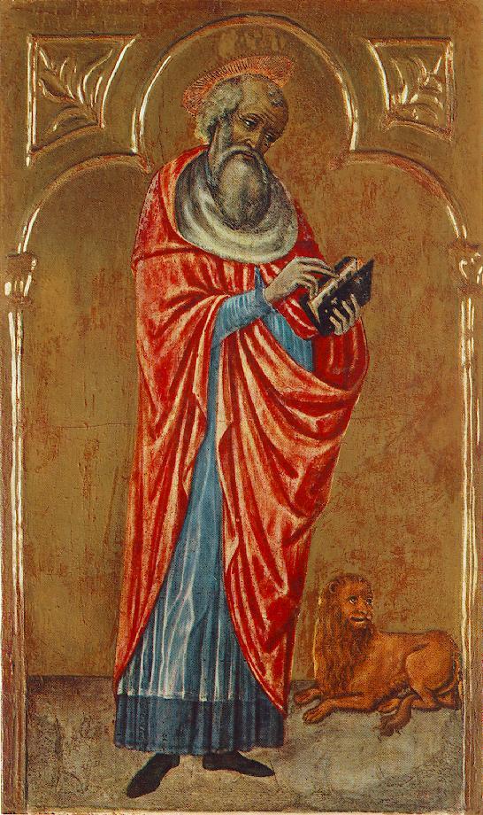 Matteo di Giovanni. Saint Jerome