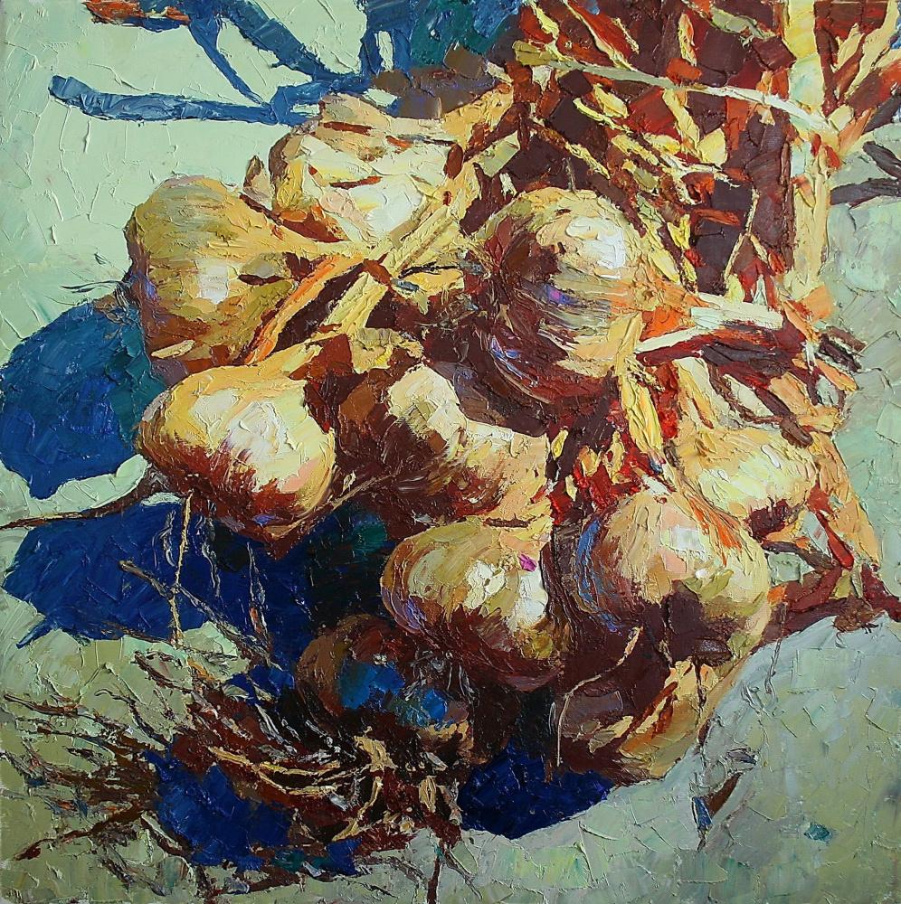 Михаил Рудник. Garlic