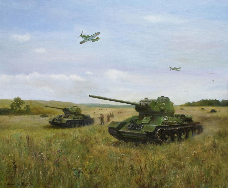 Сергей Владимирович Дорофеев. Armor is strong and our tanks are fast