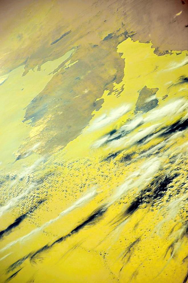 Лариса Анисимова. Жёлтый поток