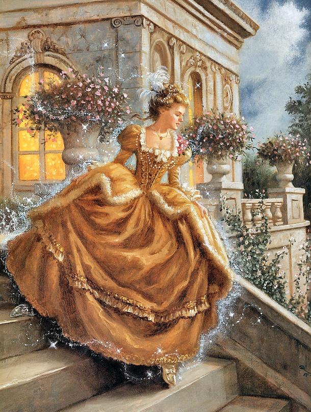 Рут Сандерсон. Красота