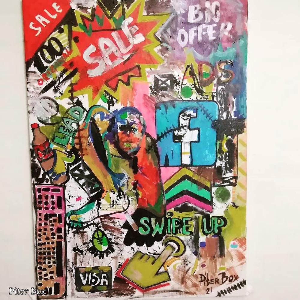 Piter Box. ADS arts