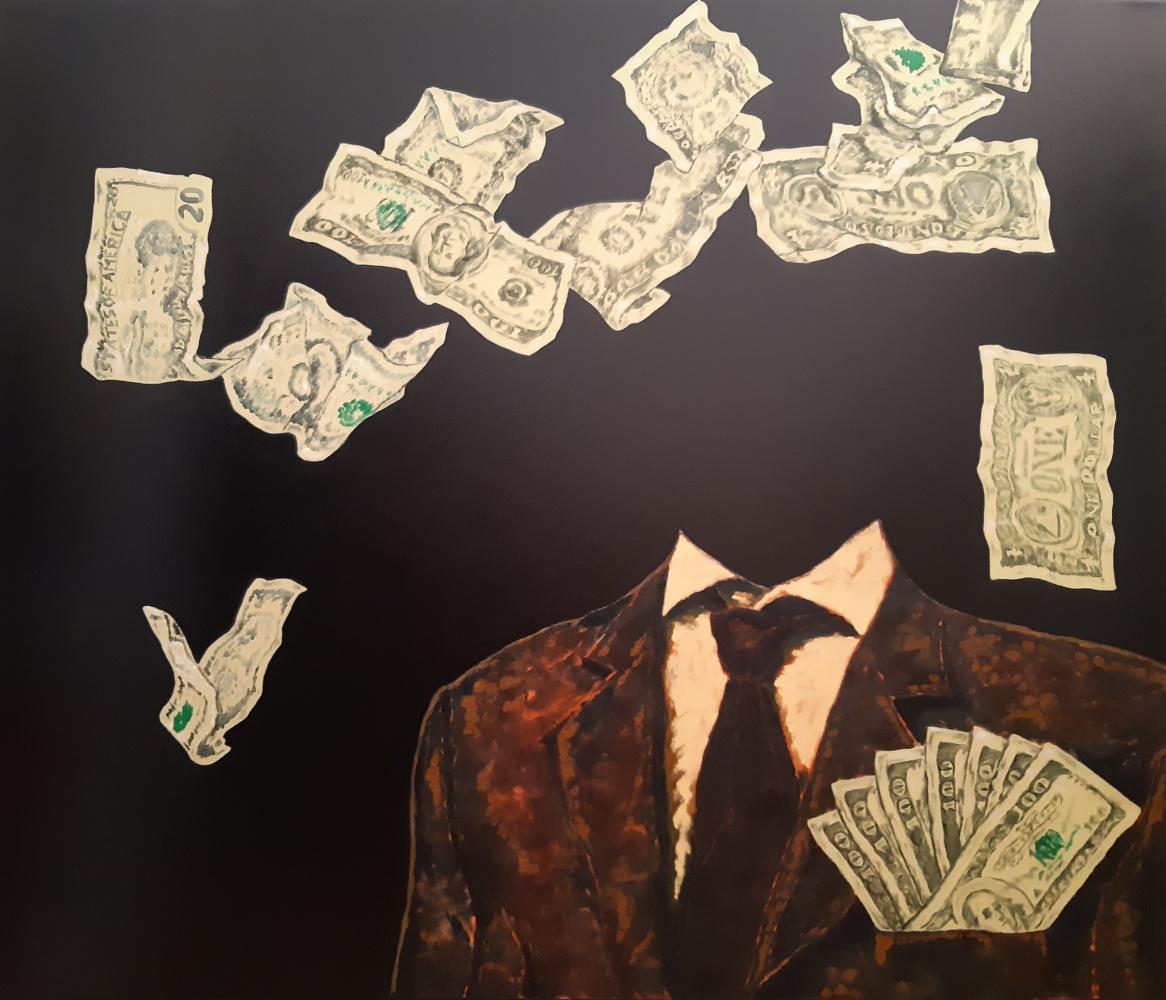 "Marina Vladimirovna Taratueva. ""the lure of money"""