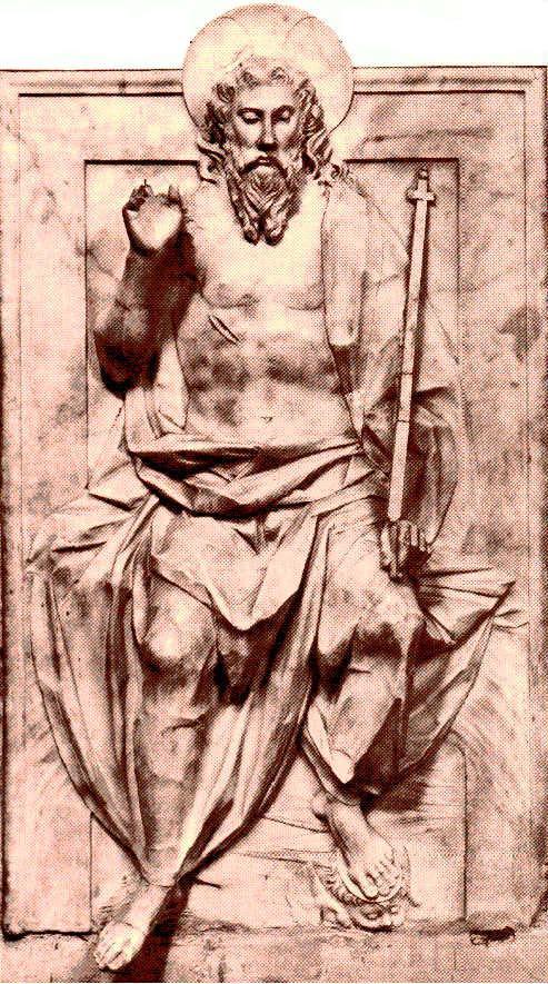 Джованни Далмата. Благословение Христа