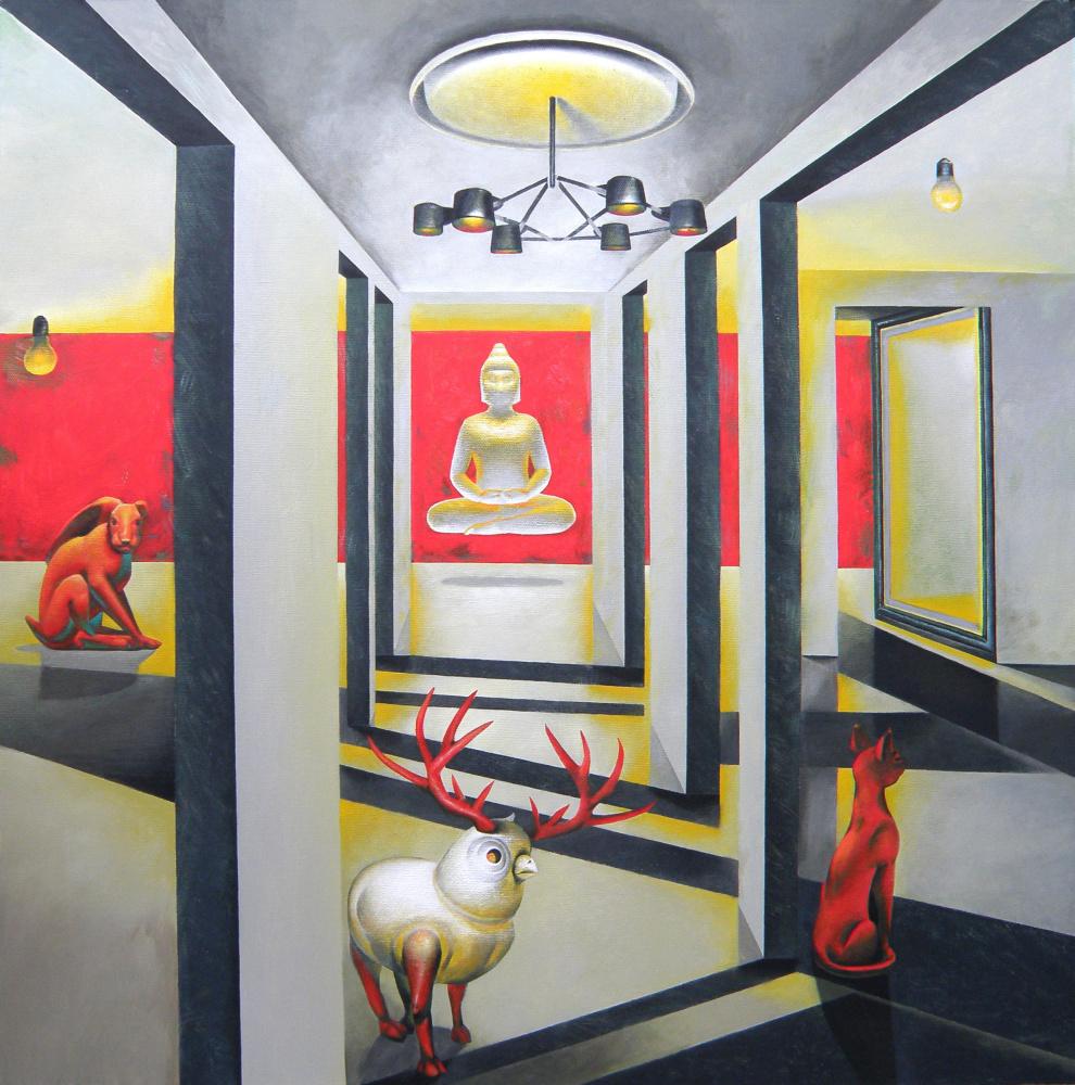 Polina Anatolyevna Kolddomasova. Room