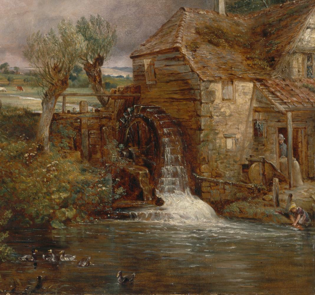 Water mill, Gillingham