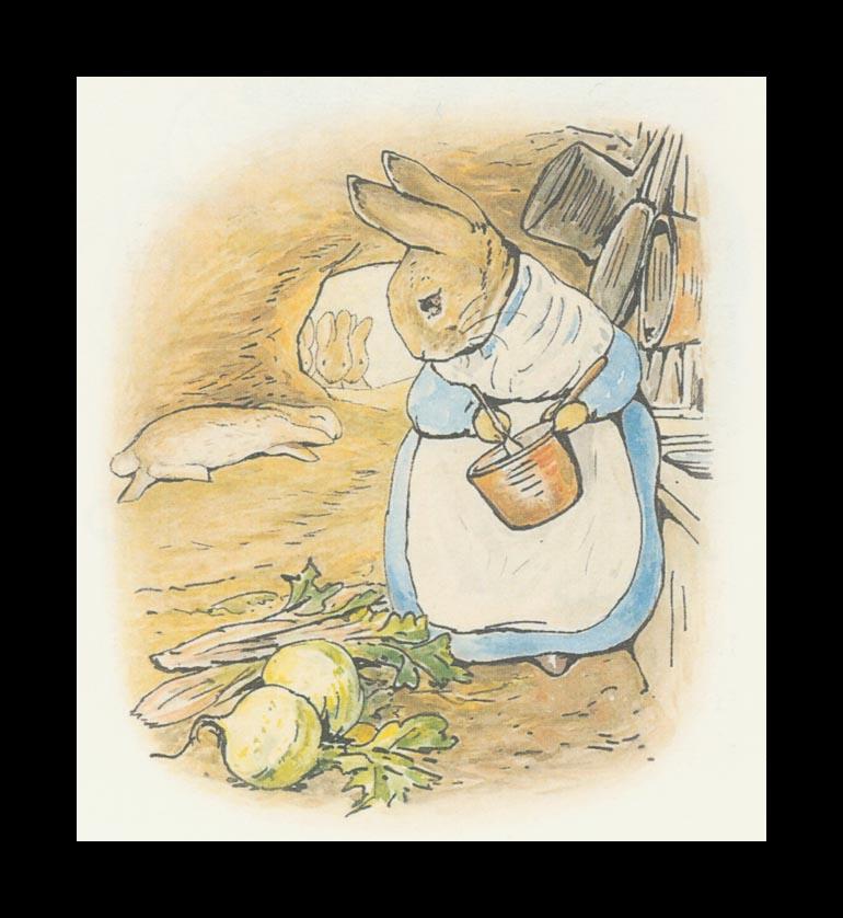 Бенджамин и Кролик Питер Банни. Сказка о кролике Питере 25