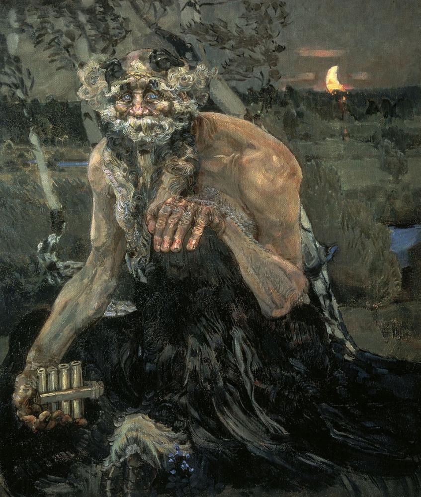Михаил Александрович Врубель. Пан