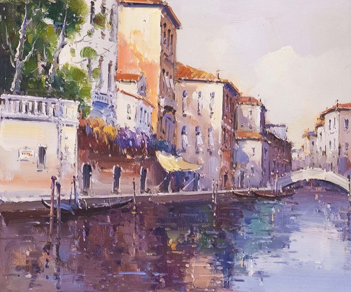 Andrey Sharabarin. Dreams of Venice N7