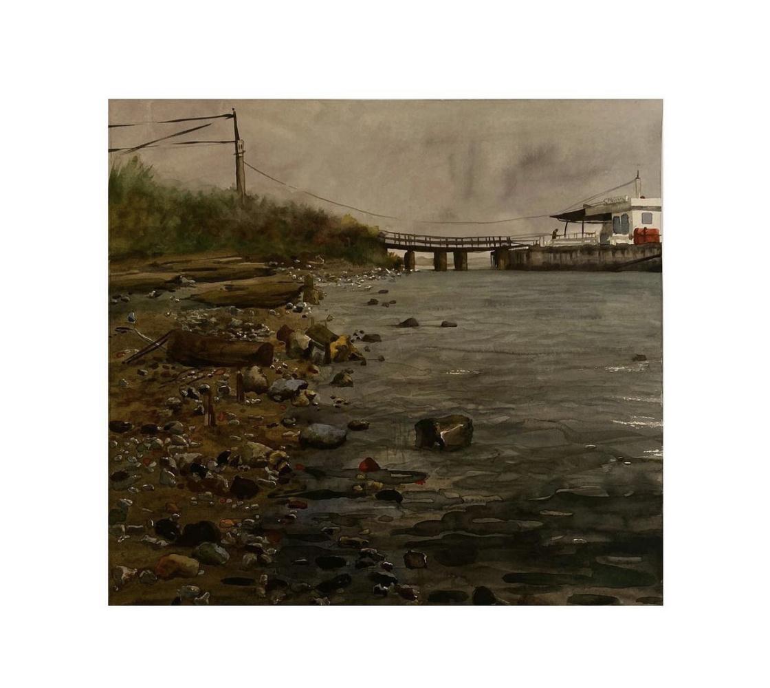 Анна Зайцева. «После дождя»