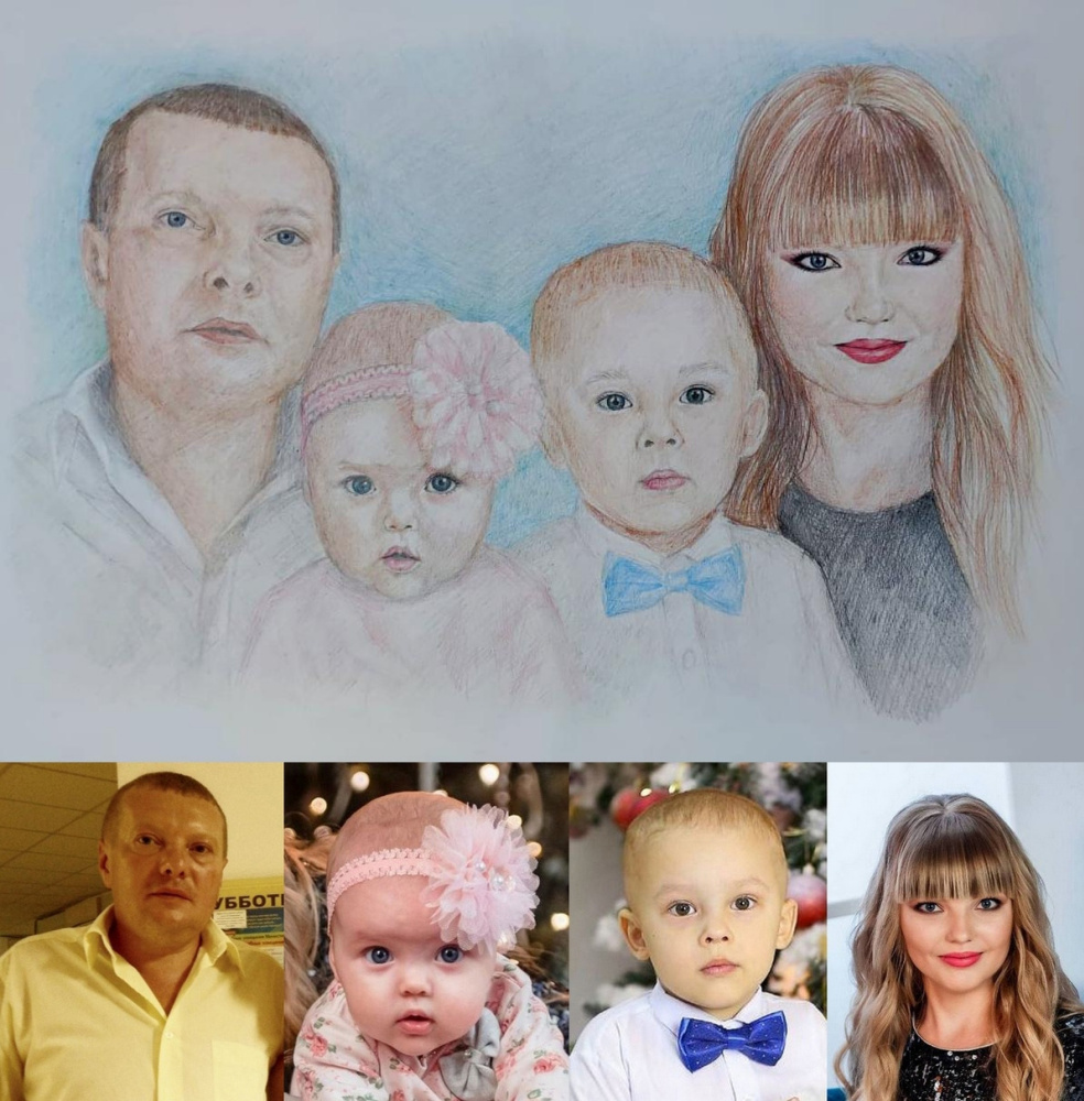 Olga Alexandrovna Suslova. Paintings, portraits - oil, pastel, pencil - to order. Painting is the most pleasant and memorable gift. Tel. +375447129569 Viber, WhatsApp