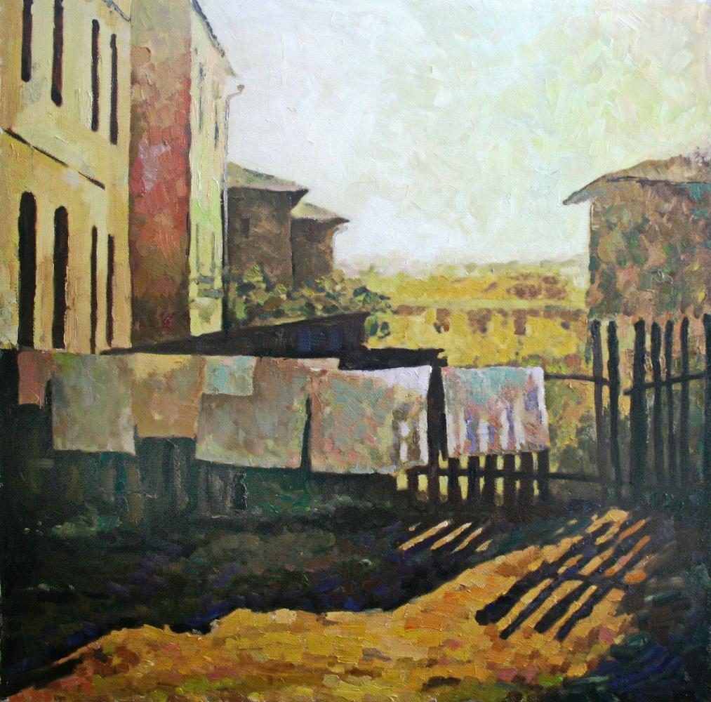 Михаил Рудник. Dusen yard