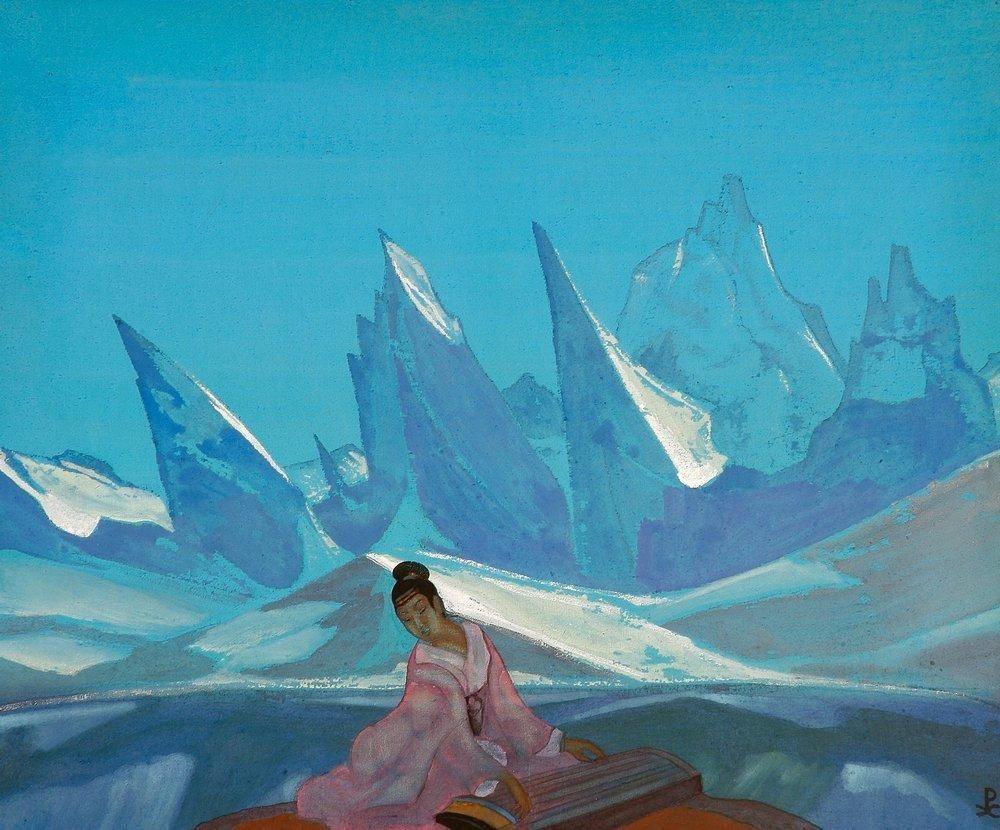Nicholas Roerich. Kuan-Ying