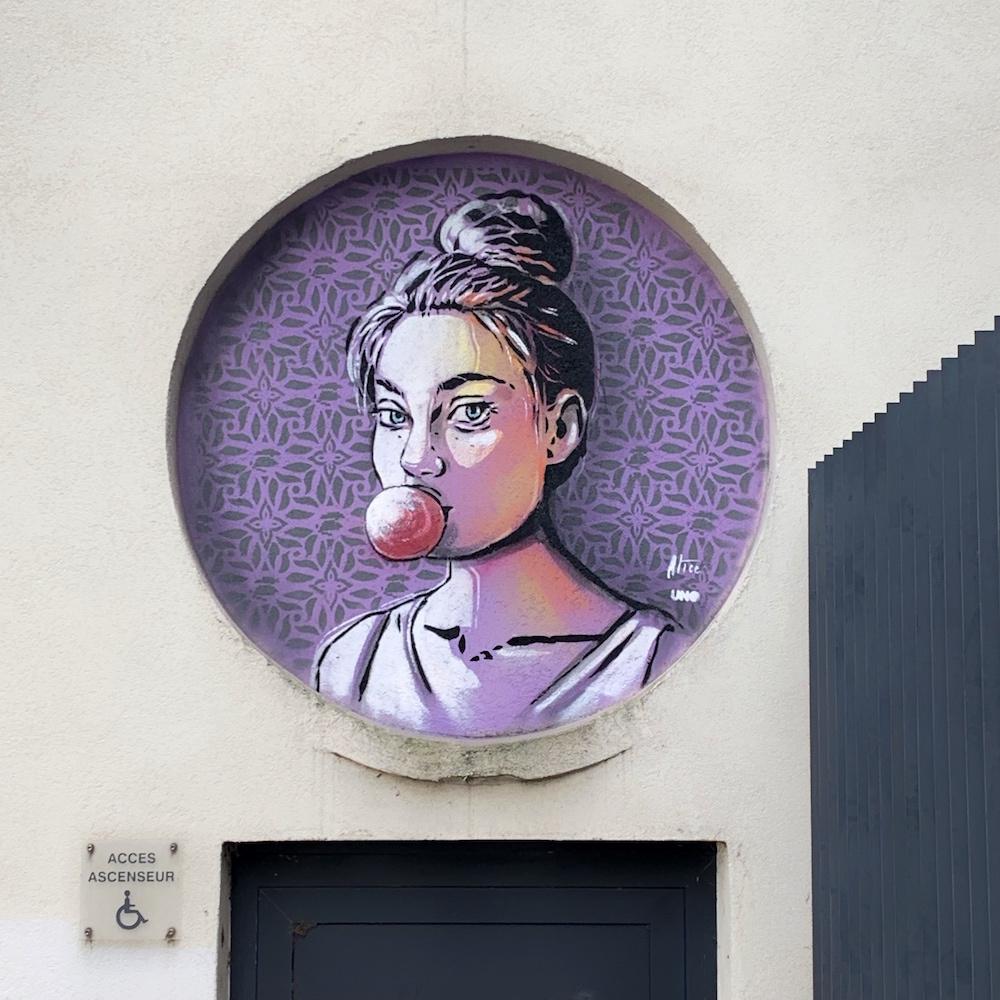 Alice Pascini. Vauban College