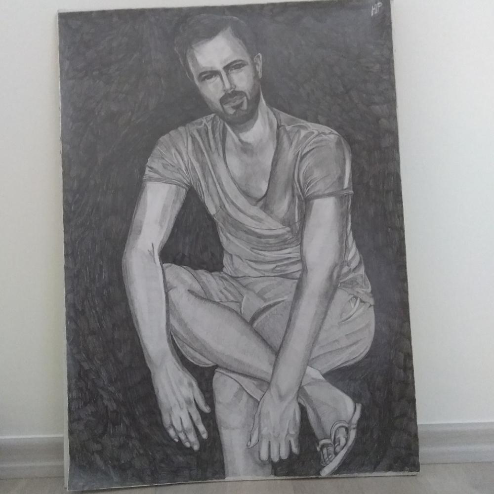 Ruzilia Iusupova. Draw me