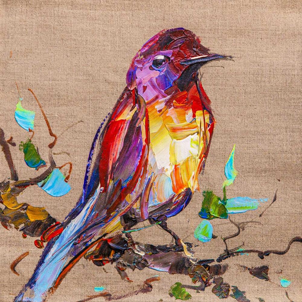 Jose Rodriguez. Певчая птичка N3