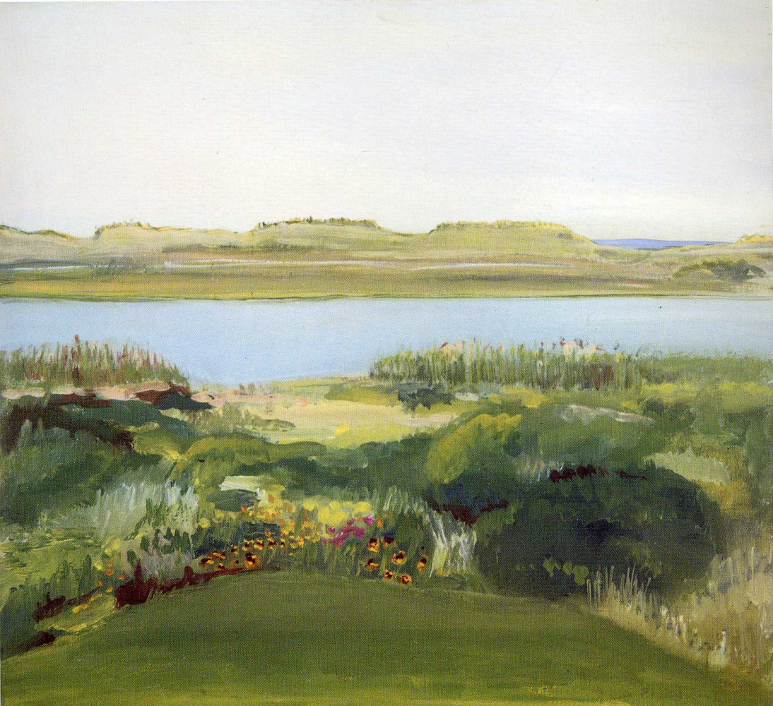 Джейн Фрейличер. Пейзаж 8