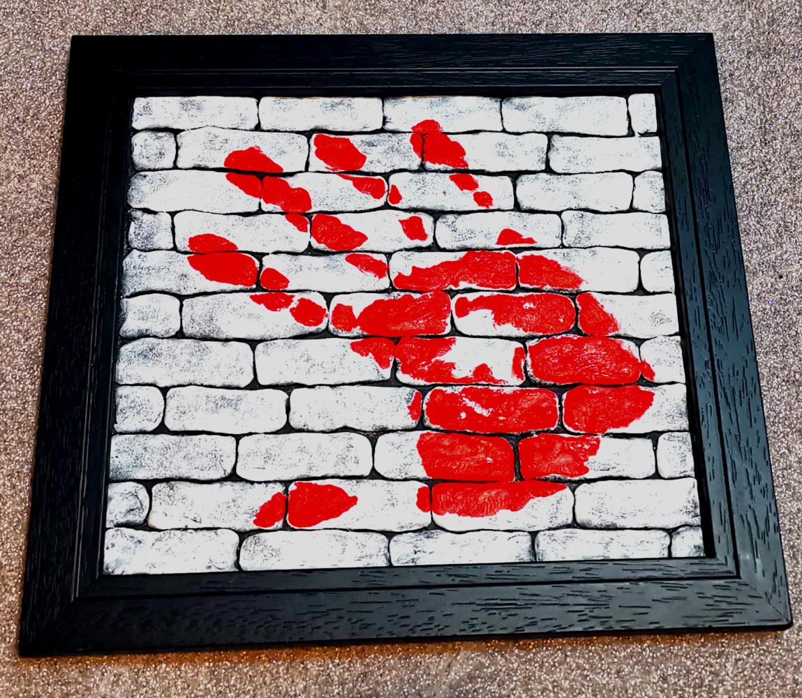 Ilya Gennadievich Alekseev. Imprint without gloves