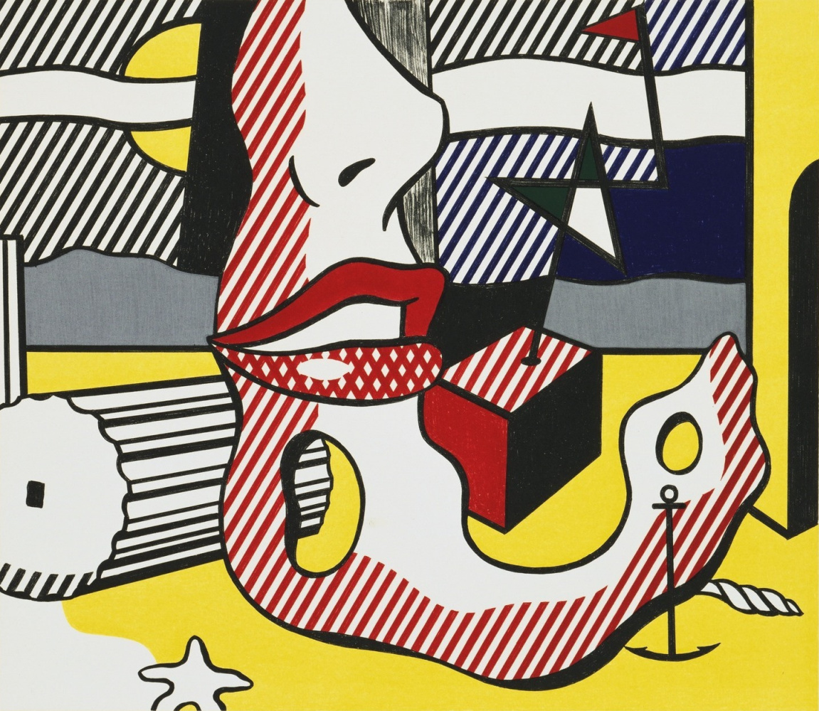 an introduction to the life of roy lichtenstein This lesson plan uses a text lesson to summarize his life roy lichtenstein lesson plan tell the class to read the introduction, 'roy lichtenstein' and.