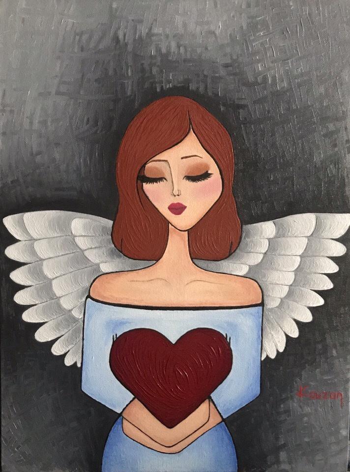 Elajna Kauzan. Guardian angel