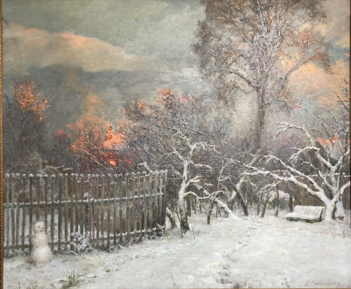Anton Vyacheslavovich Stekolshchikov. Evening fairy tale