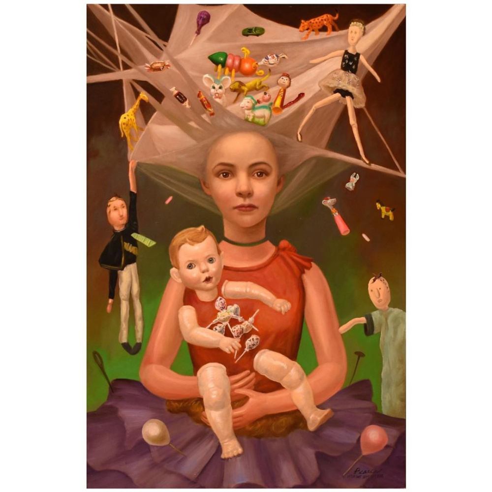 Carrie Pierce. Pins and Needles
