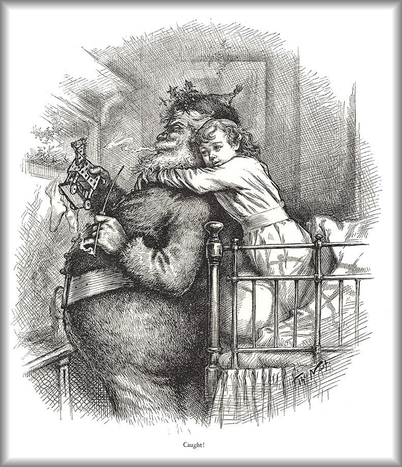Томас Наст. Пойманный