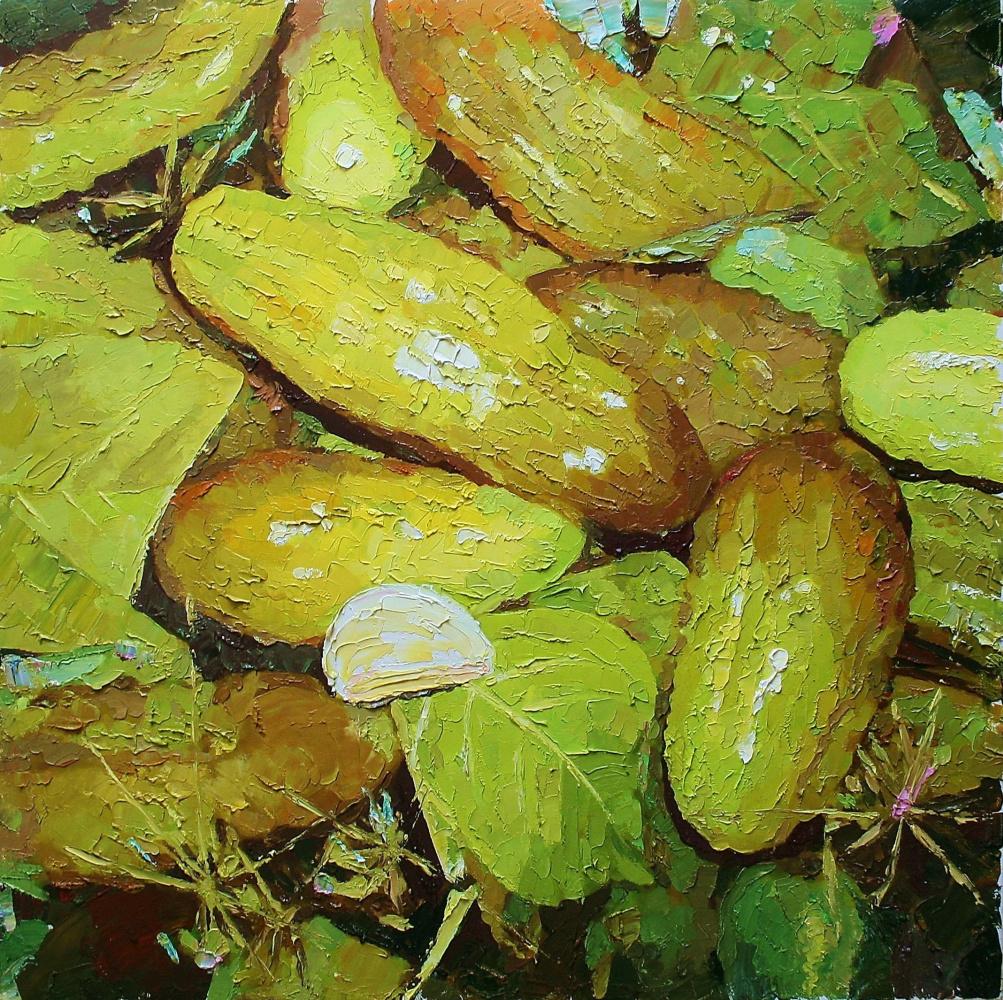 Mikhail Rudnik. Pickles