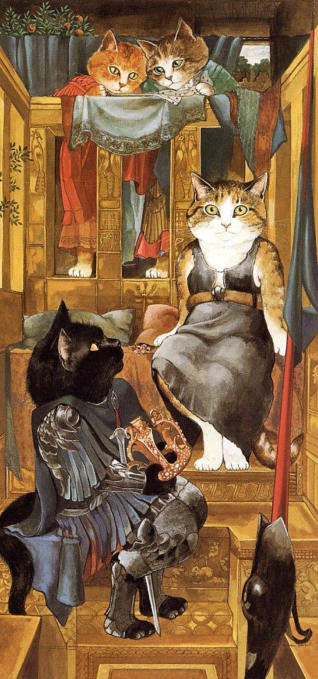 Сьюзан Герберт. Король и Нищий