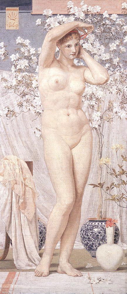Альберт Джозеф Мур. Венера