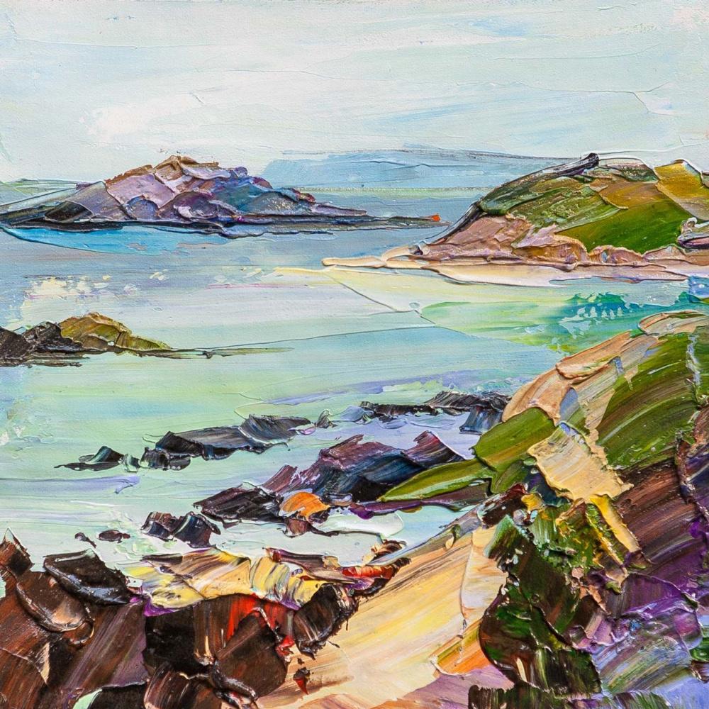 Jose Rodriguez. Endless distances, sea spaces ... N6