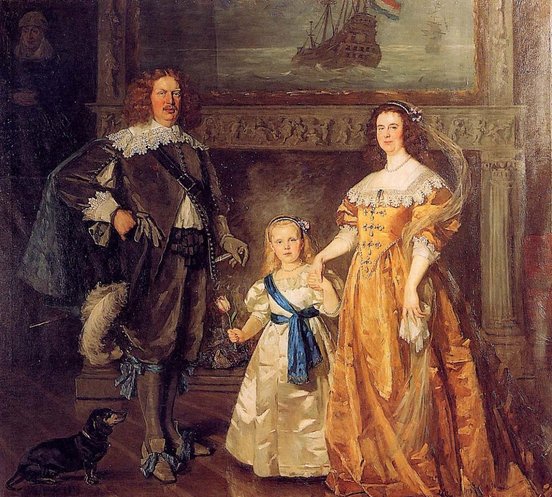 Тереза Шварц. Семья