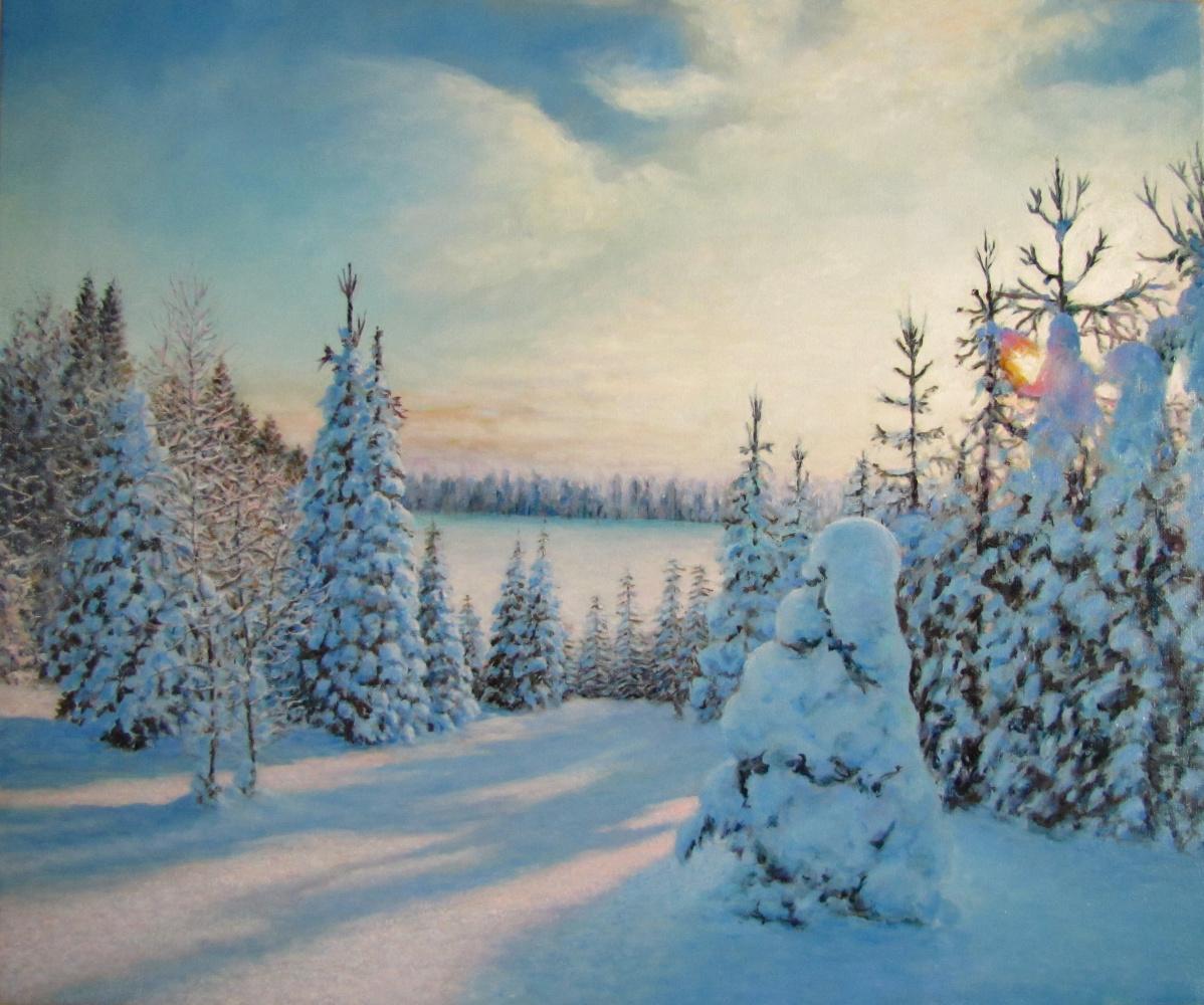 Andrew Lumez. Frost