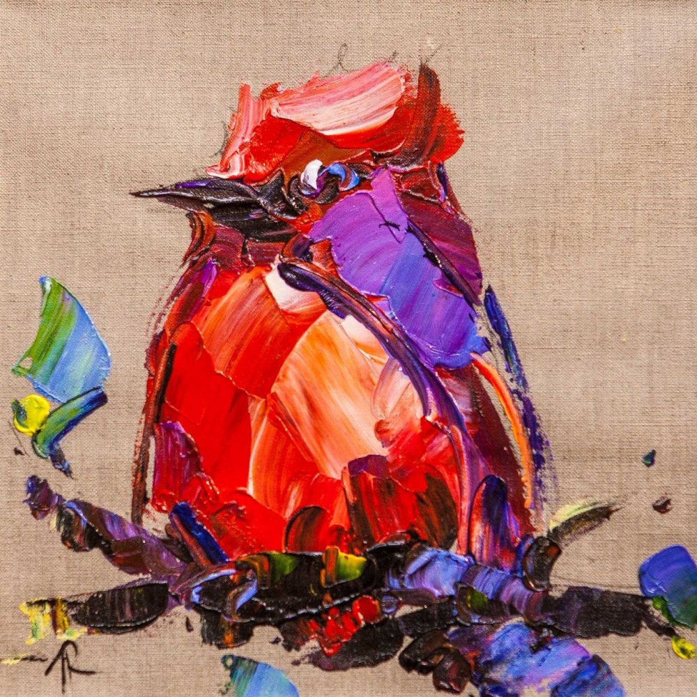 """Jose Rodriguez. It's all about the beauty of the N8. Series """"Birds"""""""