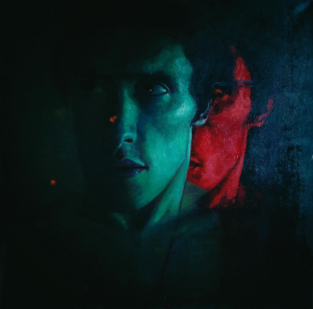 Daniil Andreevich Vlasenko. The silence of the night